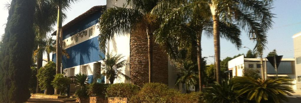 Hotel Casablanca Suites - Indaiatuba - 建物