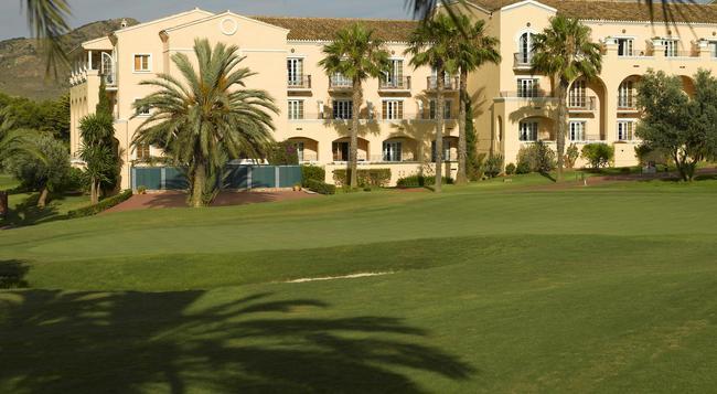 ラ マンガ クラブ ホテル プリンシペ フェリペ - La Manga del Mar Menor - 建物