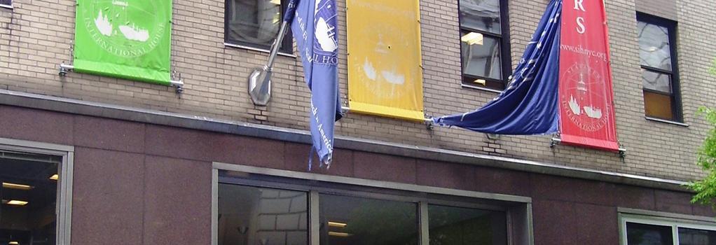 シーフェアラーズ インターナショナル ハウス - ニューヨーク - 建物