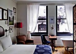 ザ ノマド ホテル - ニューヨーク - 寝室