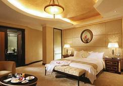 ホテル ゴールデン ドラゴン - マカオ - 寝室
