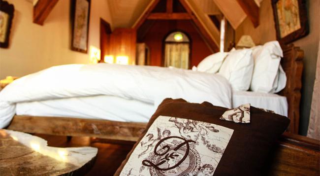 ロカンガ ブティック ホテル - アンタナナリヴォ - 寝室