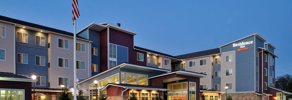 Residence Inn by Marriott Houston Northwest-Cypress - ヒューストン - 建物