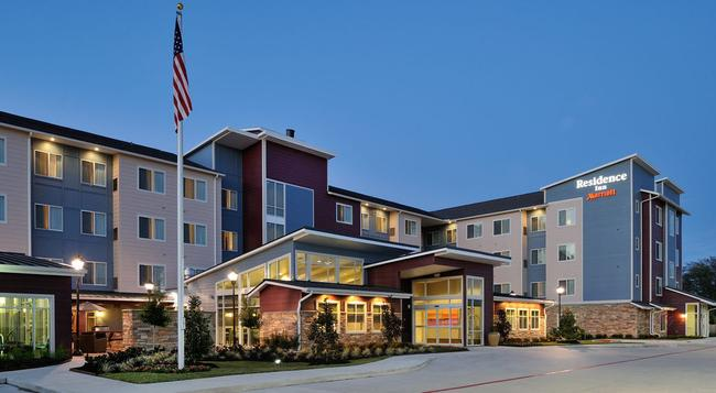 Residence Inn by Marriott Houston Northwest-Cypress - ヒューストン - 建物