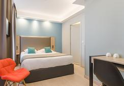 グランド オテル クリシー パリ - クリシー - 寝室