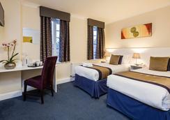 キングスランド ホテル - ロンドン - 寝室