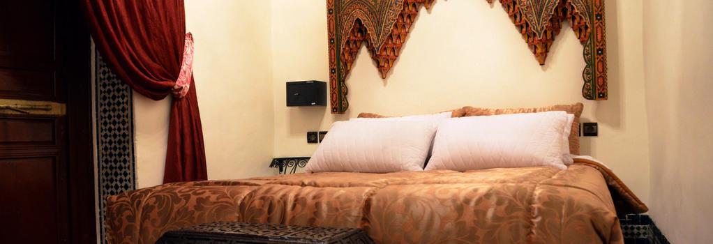 ダー タリ - フェズ - 寝室