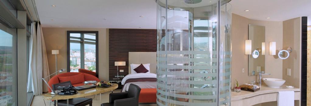 Grand Ankara - アンカラ - 寝室