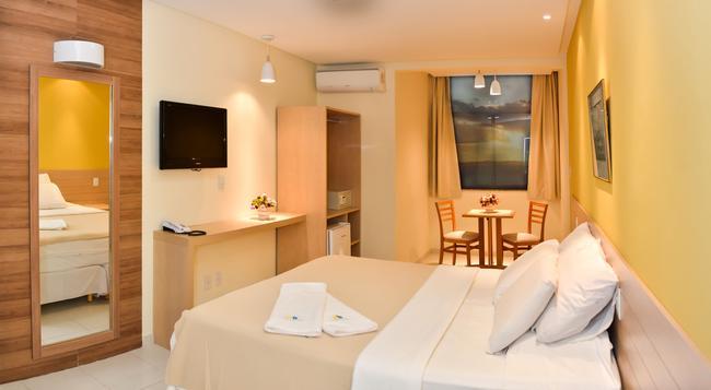 ヒット ホテル - サルヴァドール - 寝室