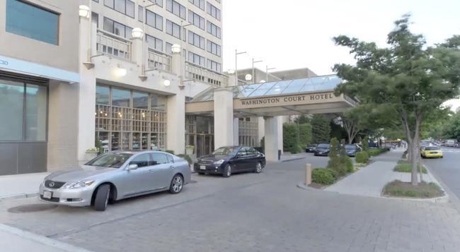 ワシントン コート ホテル - ワシントン - 建物