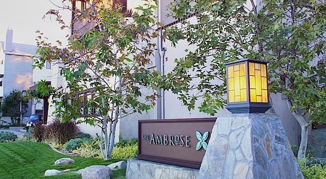 アンブローズ ホテル - サンタモニカ - 建物