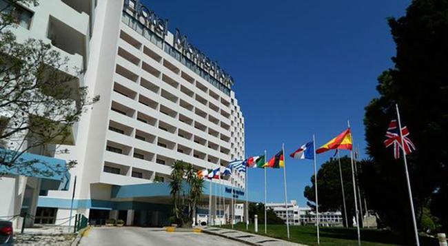 Hotel Montechoro - アルブフェイラ - 建物