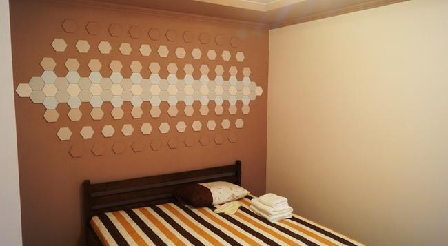 Potemkin's Favorite Suites - オデッサ - 寝室
