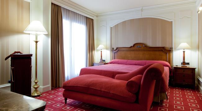 ホテル セビリア センター - セビリア - 寝室
