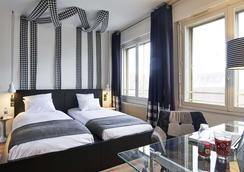 ラパルトテル LhL - ディジョン - 寝室