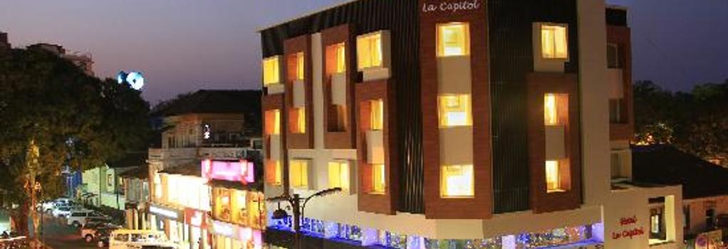 Hotel La Capitol - パナジ - 建物