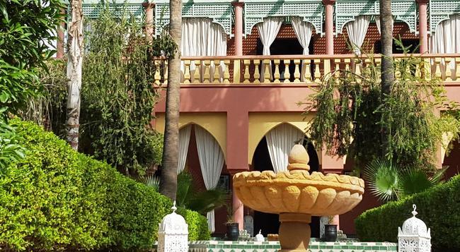 Villaguest Hotel Marrakech - マラケシュ - バルコニー