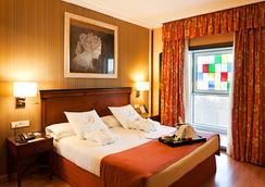 ホテル ベケル - セビリア - 寝室