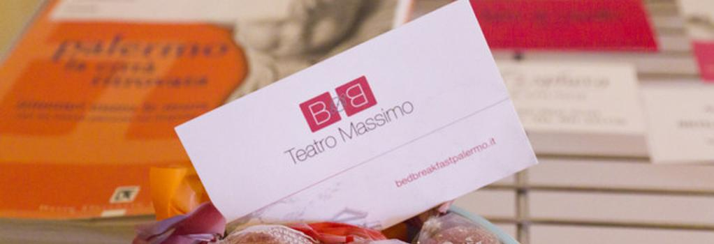 B&B テアトロ マッシモ - パレルモ - 寝室