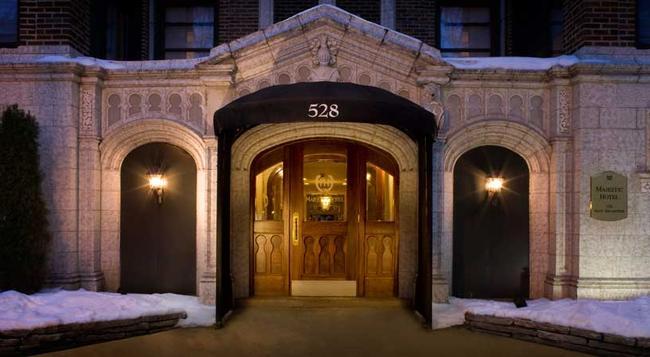 マジェスティック ホテル - シカゴ - 建物