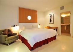 ホテル アスター - マイアミ・ビーチ - 寝室