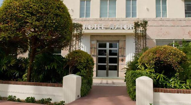 ホテル アスター - マイアミ・ビーチ - 建物
