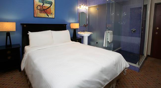 ブロードウェイ ホテル & ホステル - ニューヨーク - 寝室