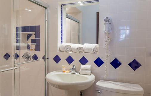 ブロードウェイ ホテル アンド ホステル - ニューヨーク - 浴室