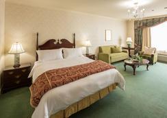 ブリストル ホテル - キャンベル - 寝室