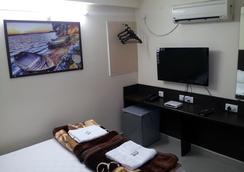 Hotel Kanha Grand - ハイデラバード - 寝室