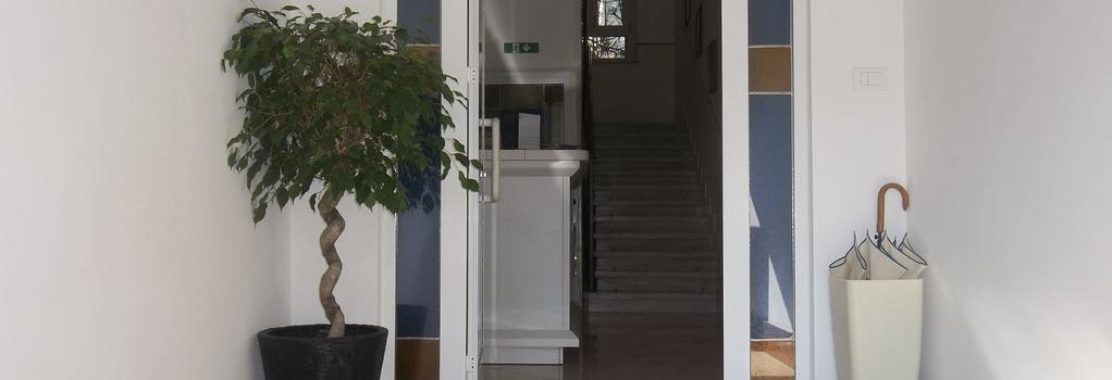 ホテル アマルフィ - ミラノ - ロビー