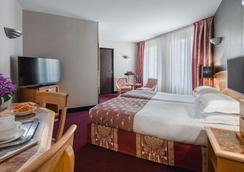 ベストウエスタン ル パティオ サン アントワーヌ - パリ - 寝室