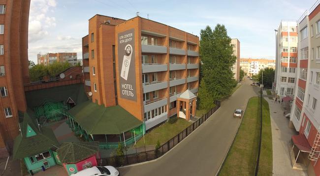 Uta Center Hotel - ヤロスラヴリ - 建物