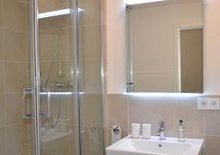 Appartementhotel Hamburg - ハンブルク - 浴室