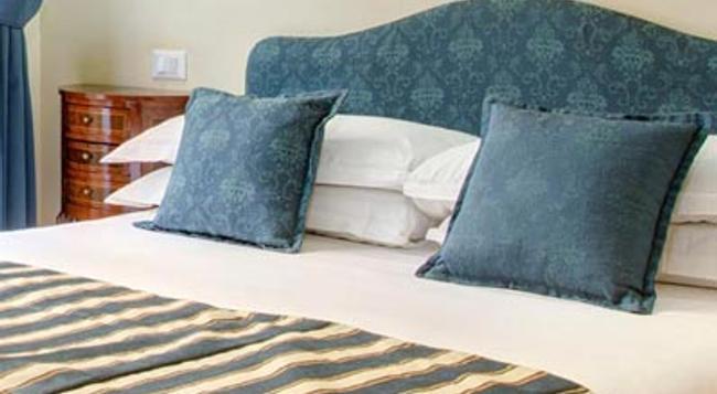 ウェルカム ピラム ホテル - ローマ - 寝室