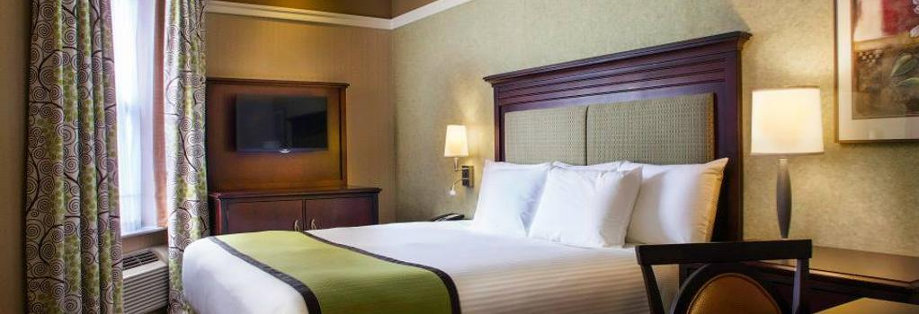 ブロードウェー アット タイムズ スクエア ホテル - ニューヨーク - 寝室