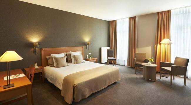 モンド ホテル レオポルド EU - ブリュッセル - 寝室