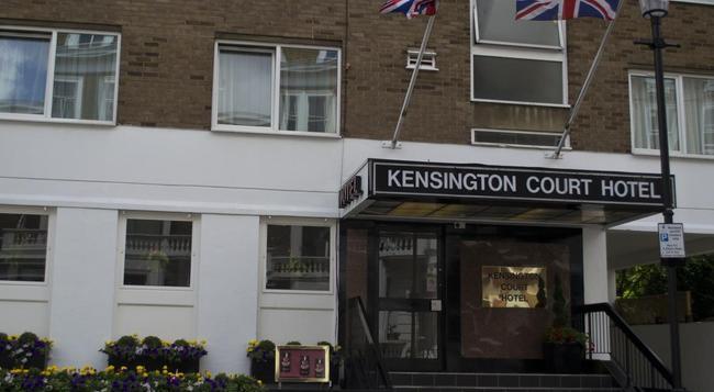 ケンジントン コート ホテル アールズ コート - ロンドン - 建物