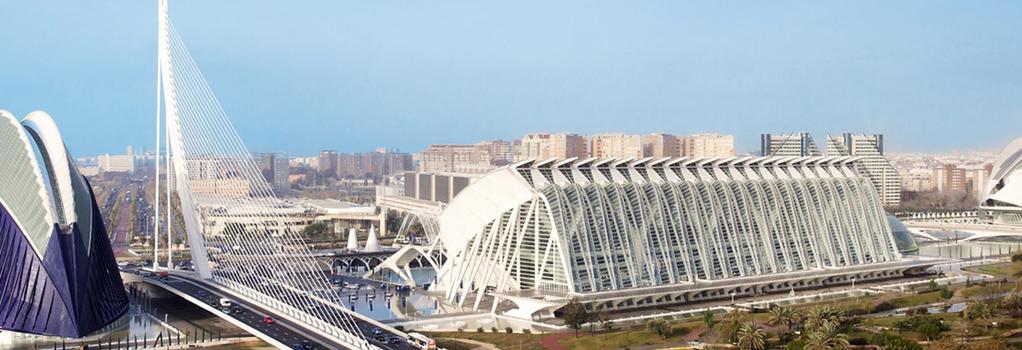 イルニオンアクア4 - バレンシア - 建物