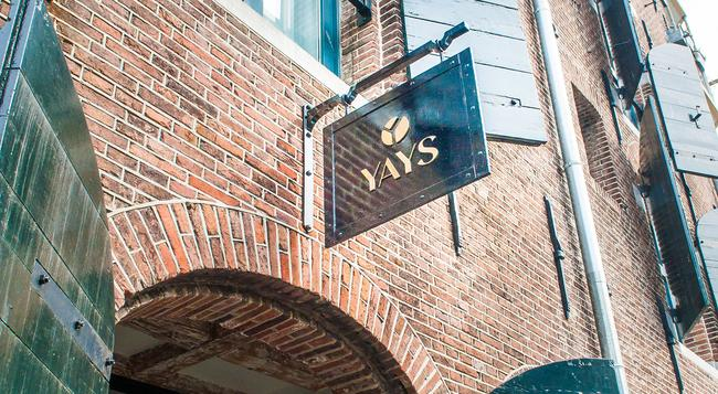 Yays Zoutkeetsgracht Concierged Boutique Apartments - アムステルダム - 建物