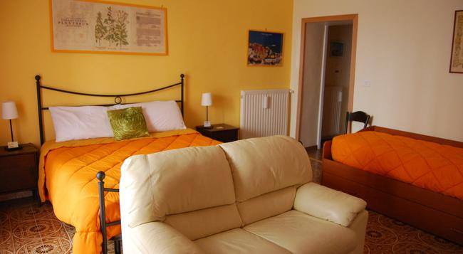 Casa Mariella - ナポリ - 寝室