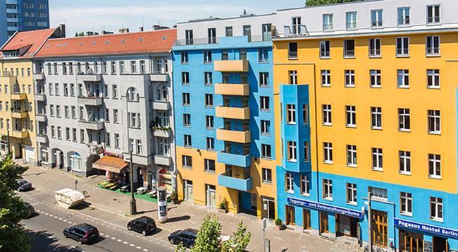 ペガサス ホステル ベルリン - ベルリン - 建物