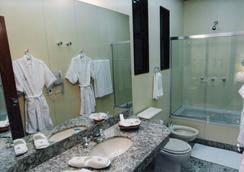 Liberty Palace Hotel - ベロ・オリゾンテ - 浴室