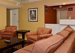 Travelers Inn And Suites - メンフィス - ロビー
