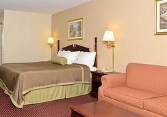 Travelers Inn And Suites - メンフィス - 寝室