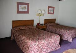 Hometown Inn Staunton - Staunton - 寝室