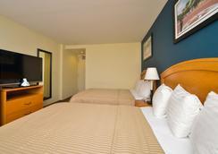 マグナソン コンベンション センター ホテル NYC - ニューヨーク - 寝室