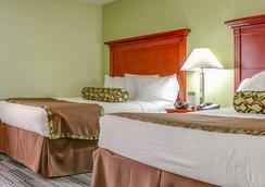 アレクシス イン アンド スイーツ ホテル - ナッシュビル - 寝室
