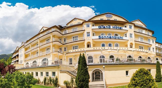グランド ホテル ゾネンビッ匕ル - Garmisch-Partenkirchen - 建物