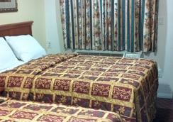 タワー モーテル ロング ビーチ - ロングビーチ - 寝室